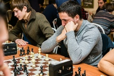 V Универсиада. Лучший шахматист сезона определен