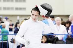 Алан Фардзинов стал золотым призером Кубка России по фехтованию