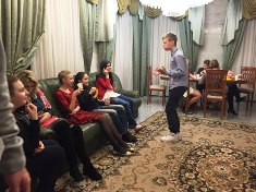 «Большое спасибо» от московских школьников Постпредству РСО-Алания
