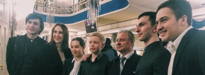 Дана Муриева и Хетаг Тедеев – стипендиаты Фонда культуры Ростроповича