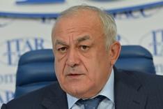 Пресс-конференция Главы Северной Осетии Таймураза Мамсурова