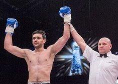 Тимур Айляров: «Выхожу на бой спокойным, внутренне готовым и уверенным в себе»