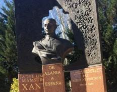 В Испании вспоминали советских солдат