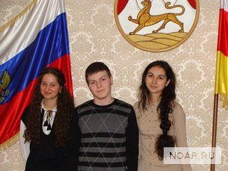 Трое школьников из Осетии – в финале программы «Умники и умницы»