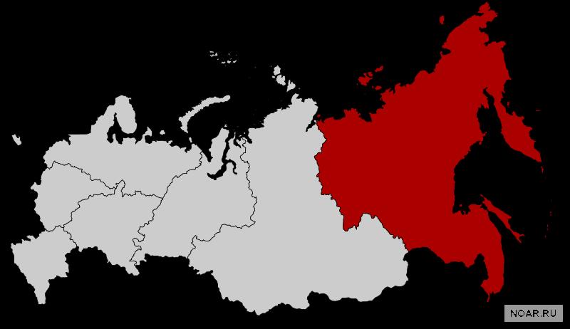 Общая информация о Дальневосточном федеральном округе