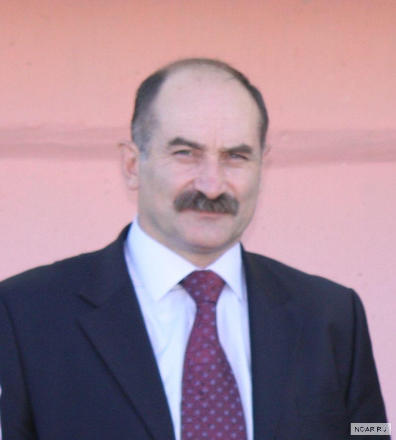Представитель РСО-Алания в Дальневосточном федеральном округе