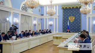 Тамерлан Агузаров принял участие в заседании Правительственной комиссии по вопросам социально-экономического развития СКФО